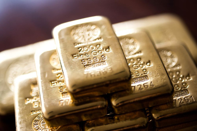 Biến chủng Delta đẩy giá vàng tăng cao - Ảnh 1.