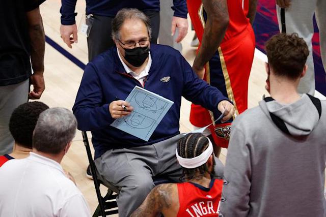 New Orleans Pelicans có thể tham gia vào thương vụ Kevin Love - Ảnh 1.