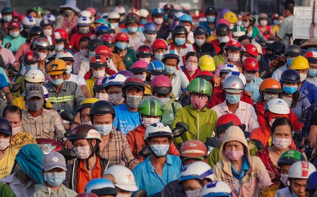 Hai kịch bản cho kinh tế Việt Nam - Ảnh 1.