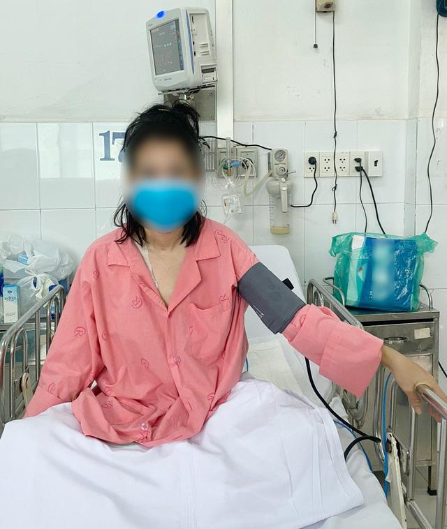2 bệnh nhân COVID-19 nặng phải đặt ECMO hồi phục tại Bệnh viện Chợ Rẫy - Ảnh 2.