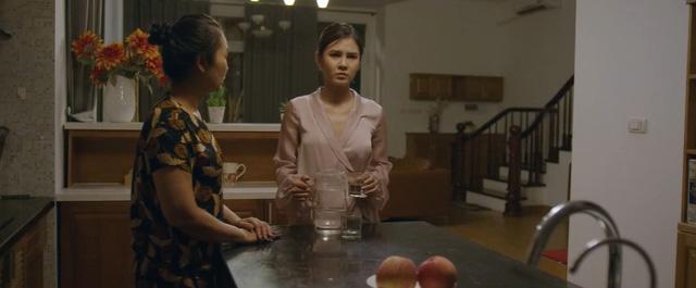 Mùa hoa tìm lại - Tập 20: Thủy vô sinh, bé Ngân nhanh trí nghĩ cách gọi bố Đồng đến giải cứu - Ảnh 12.