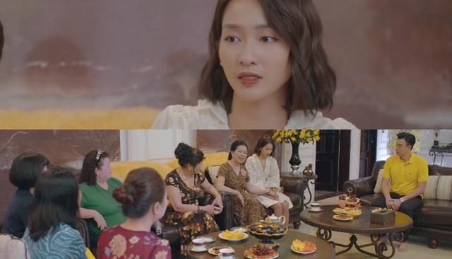 11 tháng 5 ngày - Tập 2: Tuệ Nhi bị choáng khi hội bạn mẹ chồng tương lai đánh úp hội đồng - Ảnh 3.