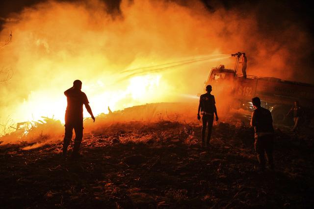 Cháy rừng tại Thổ Nhĩ Kỳ lan rộng, số nạn nhân thiệt mạng tăng lên 6 người - Ảnh 3.