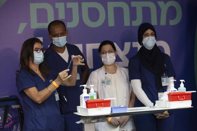 Israel: Vaccine vẫn là câu trả lời hữu hiệu cho bài toán đẩy lùi biến thể Delta - Ảnh 1.
