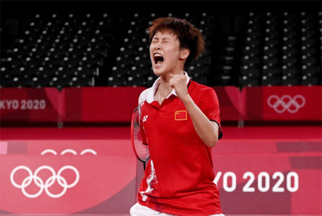 Tay vợt số 1 thế giới Tai Tzu-ying thất bại trong trận chung kết đơn nữ - Ảnh 1.