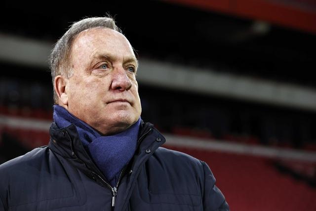 Bóng đá Iraq bổ nhiệm cựu HLV của tuyển Hà Lan - Ảnh 1.