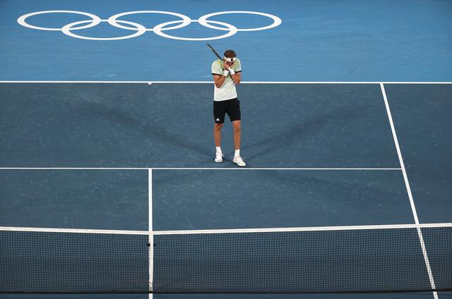 Olympic Tokyo 2020 | Tennis | Alexander Zverev vô địch nội dung đơn nam - Ảnh 1.