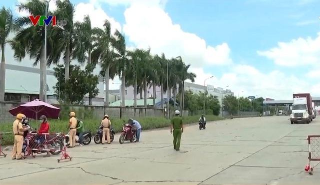 Giao thông ổn định tại các cửa ngõ TP Hồ Chí Minh - Ảnh 1.