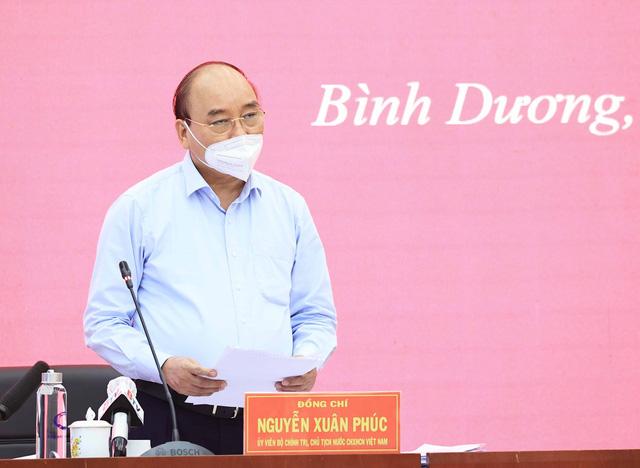 Chủ tịch nước khẳng định ý chí, quyết tâm hành động trong cuộc chiến đẩy lùi dịch bệnh - Ảnh 2.