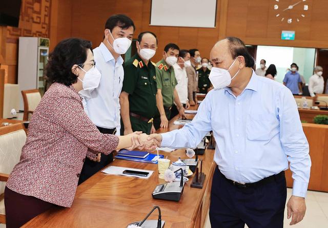 Chủ tịch nước khẳng định ý chí, quyết tâm hành động trong cuộc chiến đẩy lùi dịch bệnh - Ảnh 1.