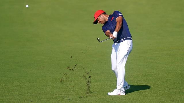 Olympic Tokyo 2020 |  Xander Schauffele giành HCV golf nam - Ảnh 1.