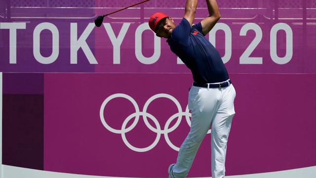 Olympic Tokyo 2020 |  Xander Schauffele giành HCV golf nam - Ảnh 3.