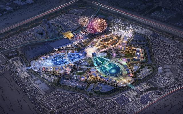 Thêm lý do để tham quan Dubai từ tháng 10 này - Ảnh 1.