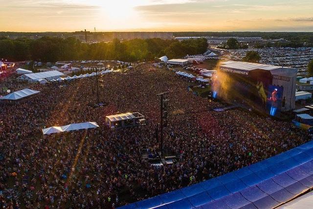 2 lễ hội âm nhạc Mỹ kéo theo hàng trăm ca nhiễm COVID-19 mới - ảnh 2