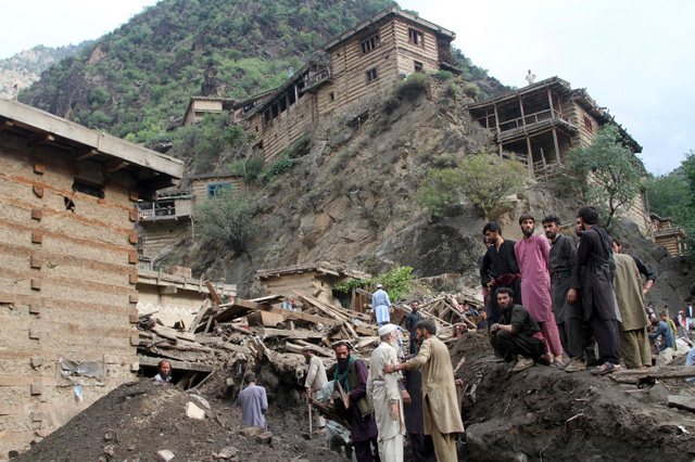 Lũ lụt nghiêm trọng tại Afghanistan: Hơn 100 nạn nhân thiệt mạng, hàng chục người mất tích - Ảnh 1.
