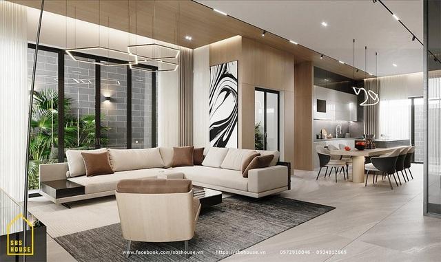 Điều gì khiến SBS HOUSE trở thành đơn vị thiết kế và thi công nhà ở hàng đầu Đà Nẵng? - Ảnh 2.