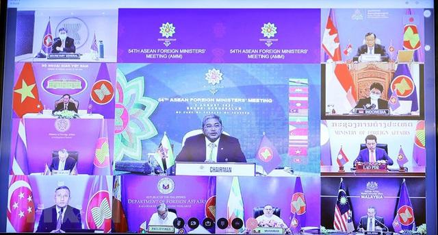 Ngày 2/8, khai mạc Hội nghị Bộ trưởng Ngoại giao ASEAN lần thứ 54 - Ảnh 2.