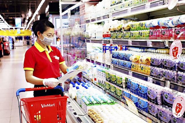 VinCommerce dừng nhận hàng từ Công ty thực phẩm Thanh Nga - Ảnh 1.