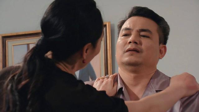 Hương vị tình thân phần 2 - Tập 21: Ông Khang tuyên bố ly hôn, bà Xuân ngỡ ngàng - Ảnh 5.