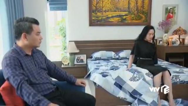 Hương vị tình thân phần 2 - Tập 21: Ông Khang tuyên bố ly hôn, bà Xuân ngỡ ngàng - Ảnh 7.