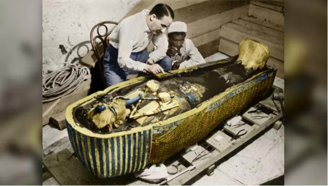 """""""Lời nguyền xác ướp"""" của người Ai Cập cổ đại là có thật? - ảnh 1"""
