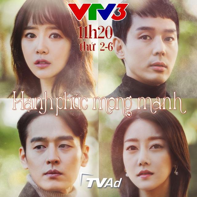 Phim Hạnh phúc mong manh lên sóng VTV3 - ảnh 7