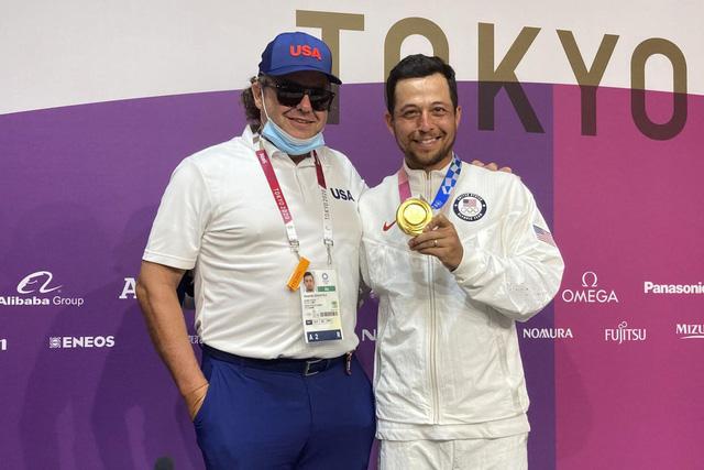 Xander Schauffele và tấm HCV ý nghĩa tại Olympic Tokyo - Ảnh 1.