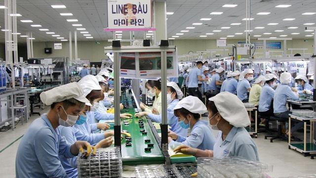 Bắc Ninh, Bắc Giang ổn định, phục hồi sản xuất sau dịch - Ảnh 1.