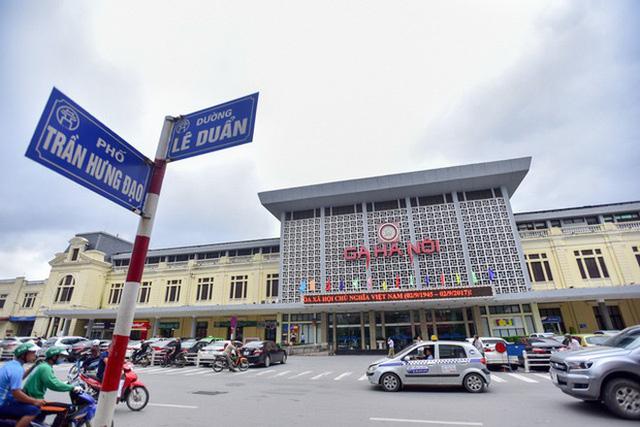 Bất ngờ về thông tin quy hoạch ga Hà Nội 10 năm tới - Ảnh 1.