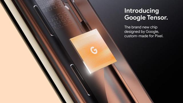 Google trình làng Pixel 6 và Pixel 6 Pro - Ảnh 1.