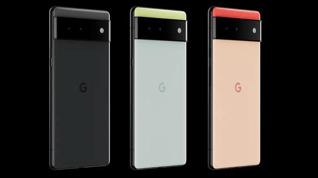 Google trình làng Pixel 6 và Pixel 6 Pro - Ảnh 3.
