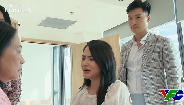 Hương vị tình thân - Tập 5 phần 2: Thiên Nga mất điểm trong mắt gia đình Long - Ảnh 1.
