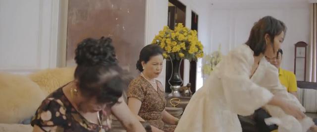 11 tháng 5 ngày - Tập 3: Biết bố sắp đi bước nữa, Tuệ Nhi bất mãn tột độ, lớn tiếng trách cứ bà nội - Ảnh 2.