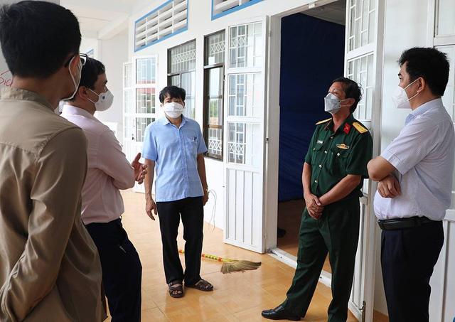 Tổ công tác của Bộ Y tế hỗ trợ Sóc Trăng công tác phòng, chống dịch COVID-19 - Ảnh 2.