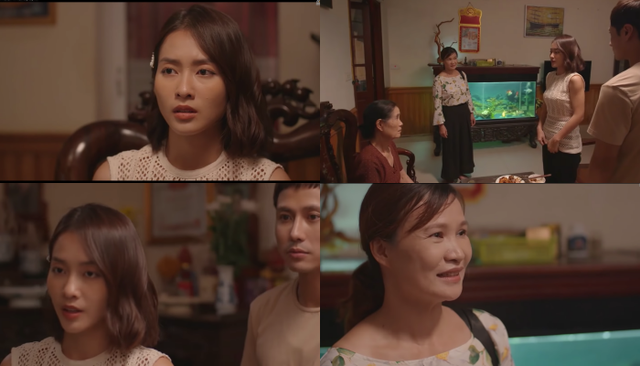 11 tháng 5 ngày - Tập 14: Nhi (Khả Ngân) tỏ thái độ khi đến nhà thăm bà của Đăng (Thanh Sơn) - ảnh 2