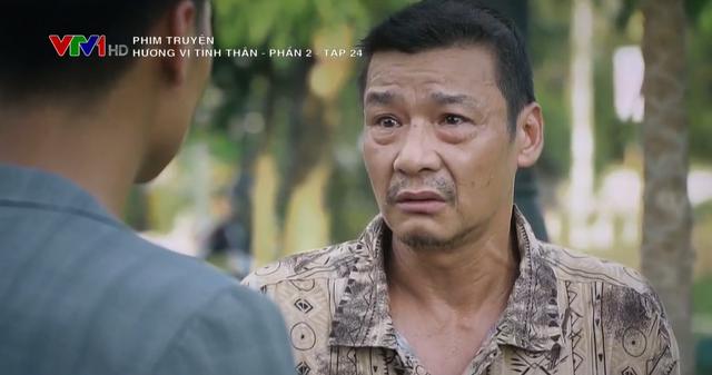 Hương vị tình thân phần 2 - Tập 24: Không dám nhận con, ông Sinh đi trả thù kẻ hãm hại mình 20 năm tù oan - Ảnh 6.