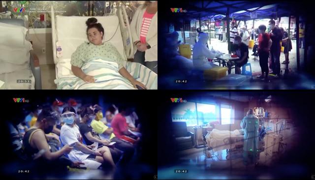 Phim tài liệu Khúc quanh trong đại dịch: Cuộc chiến mới trên toàn cầu - ảnh 1