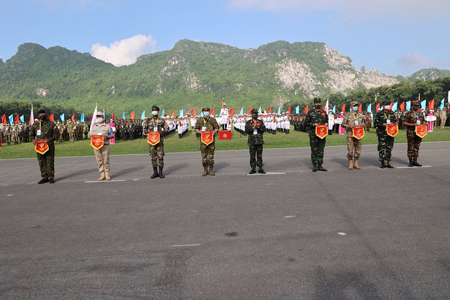 Army Games 2021 tại Việt Nam khai mạc, bắt đầu thi đấu Xạ thủ bắn tỉa - Ảnh 2.