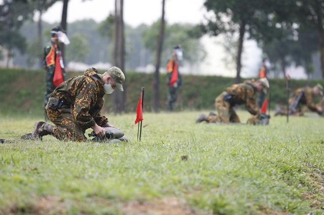 Army Games 2021 tại Việt Nam khai mạc, bắt đầu thi đấu Xạ thủ bắn tỉa - Ảnh 4.
