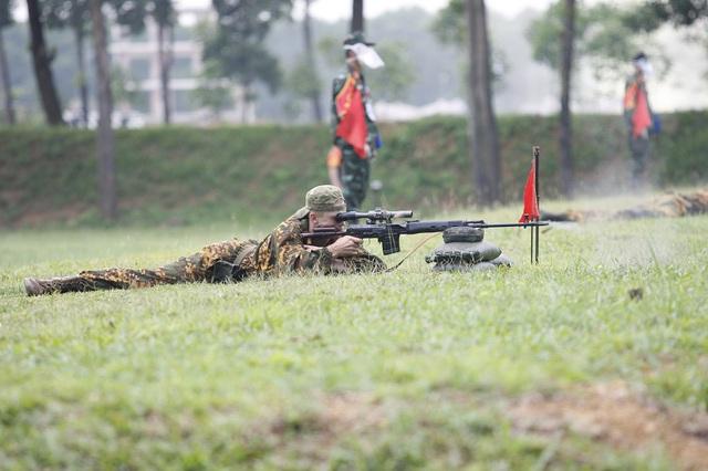 Army Games 2021 tại Việt Nam khai mạc, bắt đầu thi đấu Xạ thủ bắn tỉa - Ảnh 3.