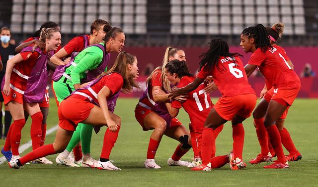 Lịch thi đấu chung kết bóng đá nữ Olympic Tokyo 2020: Thuỵ Điển – Canada, Mỹ tranh huy chương đồng với Australia - Ảnh 1.