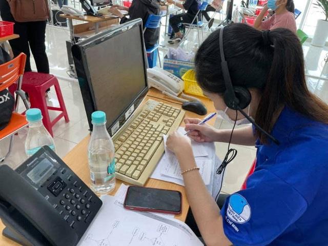 Trung tâm cấp cứu 115, mắt xích quan trọng trong công tác điều phối bệnh nhân COVID-19 tại TP. Hồ Chí Minh - Ảnh 1.
