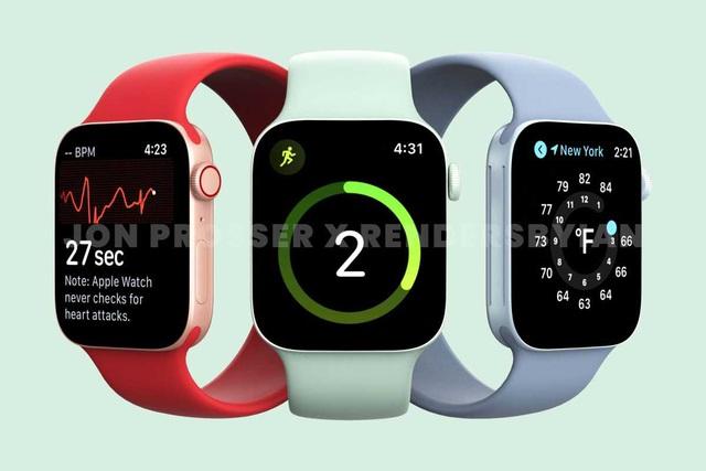 Apple Watch Series 7: Sẽ có nhiều thay đổi bất ngờ - Ảnh 2.