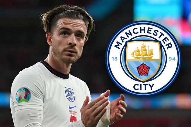 Man City chốt giá 100 triệu bảng cho Jack Grealish - Ảnh 1.
