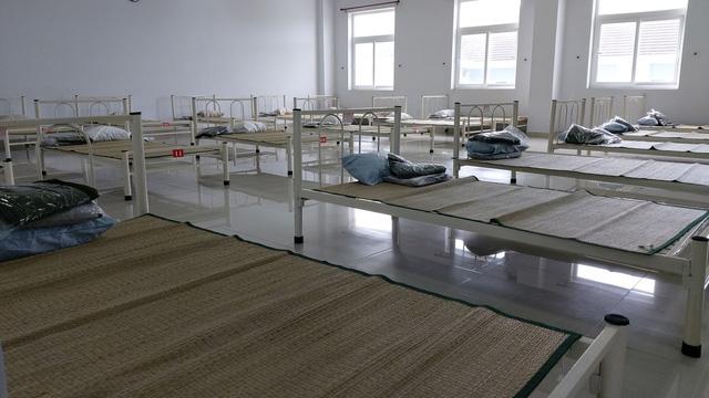 Bệnh viện dã chiến số 1 tại Cần Thơ đi vào hoạt động - Ảnh 1.