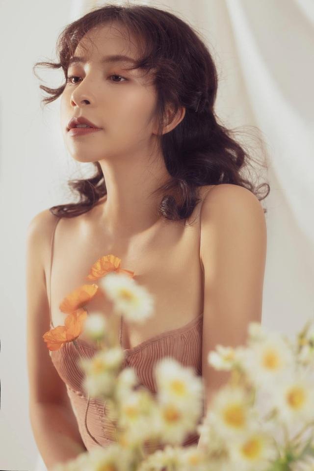 Trần Vân hóa nàng thơ trong bộ ảnh mới - Ảnh 4.