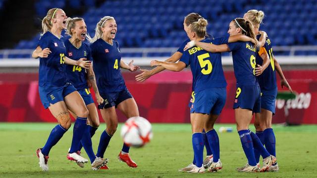 Thuỵ Điển – Canada | Chung kết bóng đá nữ Olympic Tokyo 2020 | 19h00 ngày 6/8 - Ảnh 1.