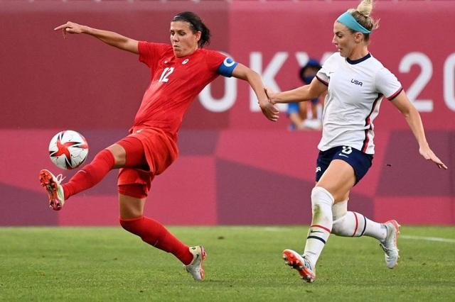 Olympic Tokyo 2020 | Đổi giờ thi đấu trận chung kết bóng đá nữ và tranh HCĐ bóng đá nam - Ảnh 2.