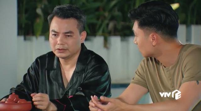 Hương vị tình thân phần 2 - Tập 7: Long cảnh cáo Thiên Nga làm gì Nam thì đừng trách - Ảnh 2.