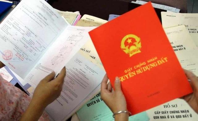 Làm sổ đỏ từ ngày 1/9 cần những giấy tờ gì theo quy định mới? - Ảnh 1.
